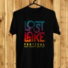 Lost Lake Music Festival on Oct 2017 Black Tee's Front Side by Complexart