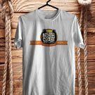 North Coast Music Festival 2017 White Tee's Front Side by Complexart