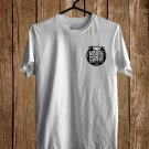 North Coast Music Festival White Tee's Front Side on Chest by Complexart