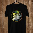 North Coast Music Festival logo Black Tee's Front Side by Complexart