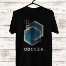 Odesza A Moment Apart Tour 2017 Black Tee's Front Side by Complexart z2