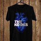 The Kooks World Tour 2017 Black Tee's Front Side by Complexart