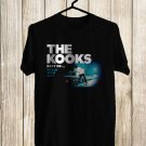 The Kooks Best Of Tour 2017 Black Tee's Front Side by Complexart