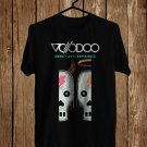Voodoo Music Fest 2017 Black Tee's Front Side by Complexart Z3