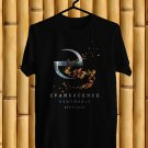 Evanescence Live The Synthesis 2017 Black Tee's Front Side by Complexart z1