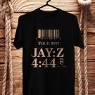 Jay Z 4:44 N.America Tour 2017 Black Tee's Front Side by Complexart z1