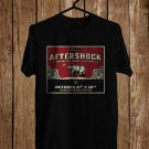 Aftershock Festival California Oct 2017 Black Tee's Front Side by Complexart