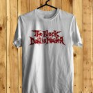 The Dahlia murder LOGO 2017 White Tee's Front Side by Complexart