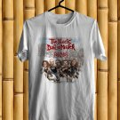 The Black Dahlia Murder Nightbringers 2017 White Tee's Front Side by Complexart