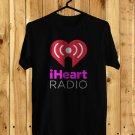 I Heart Radio Music Fest Logo 2017 Black Tee's Front Side by Complexart