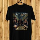 Xscape The great Xscape Tour 2017 Black Tee's Front Side by Complexart