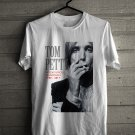 In Memorabilia of Tom Petty 1950-2017 White Tee's Front Side by Complexart z1