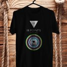 III Point Music fest Logo 2017 Black Tee's Front Side by Complexart z2