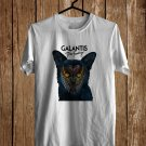 Galantis True Feeling Logo 2017 White Tee's Just Front Side by Complexart