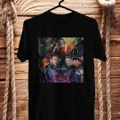 Galantis The Aviary Tour Logo 2017 Black Tee's Just Front Side by Complexart z3