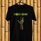 Freaky Deaky Fest Logo 2017 Black Tee's Front Side by Complexart z1