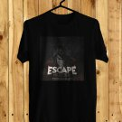 Escape Psycho Circus Logo 2017 Black Tee's Front Side by Complexart z3
