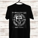 Black Veil Brides The Ressurection Tour 2018 Black Tee's Front Side by Complexart z2