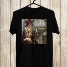 ZZ Ward The Storm Tour 2018 Black Tee's Front Side by Complexart z3