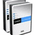 Linksys - PowerLine A/V Ethernet Adapter Kit