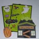 Beary Scary Inn - Mat Set