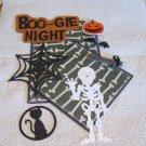 Boogie Night Skeleton a - Mat Set