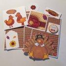 Harvest Time Turkey - Mat Set