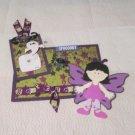 Spoooky Fairy a - Mat Set
