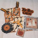 The Boo Crew Ghosts bla - Mat Set