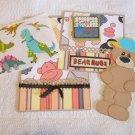 Little Bro Bear c1 - Mat Set