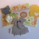 Unforgettable Elephant ab1 - Mat Set