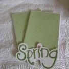 Spring Title 1 - MME - Mat Set