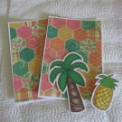Tree and Pineapple a - MME - Mat Set