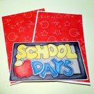 School Days Title b - MME - Mat Set