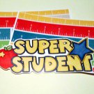 Super Student Title a - MME - Mat Set