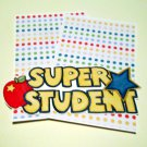 Super Student Title b - MME - Mat Set