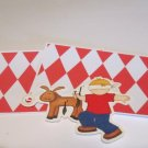 Pin The Tail Game - MME - Mat Set