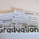 Graduation Title b - MME - Mat Set