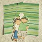 Brother or Friends Boy a - MME - Mat Set