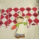 Chef Boy 2 - MME - Mat Set