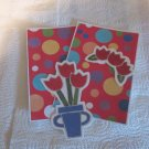 Tulips a - MME - Mat Set