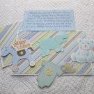 Baby Boy 003 - Mat Set
