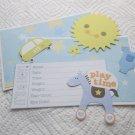 Baby Boy 004 - Mat Set