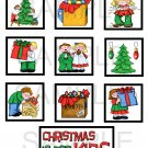 Christmas Is For Kids - 10 piece set