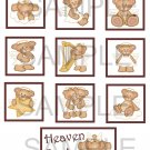 Heaven Sent - 10 piece set