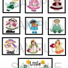 Little Angels - 10 piece set