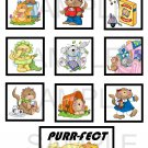 Purrfect - 10 piece set