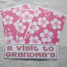 A Visit To Grandmas - 4pc Mat Set