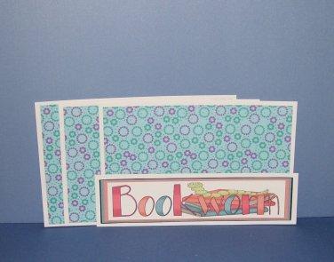 Bookworm - 4pc Mat Set