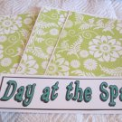 Day At The Spa a - 4pc Mat Set